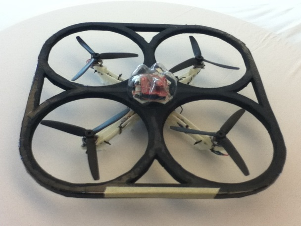 Completed Quadcopter