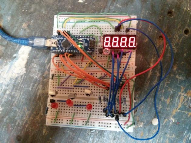 Laser Tag Board 15-1-22
