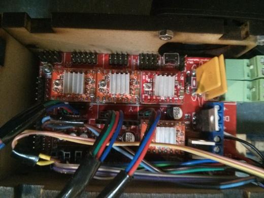 RAMPS board