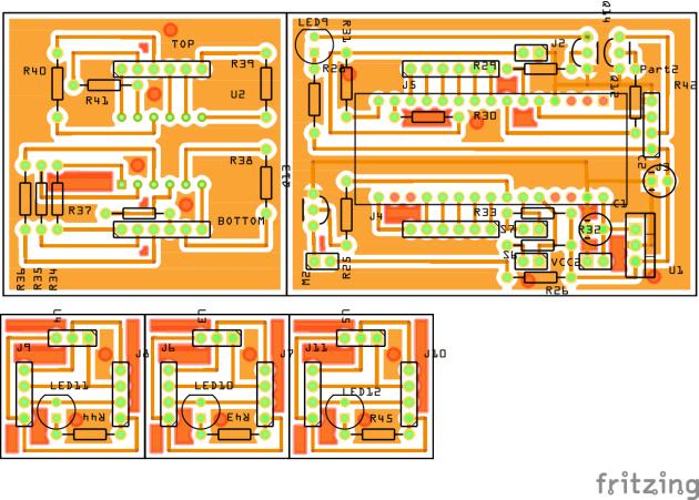 Electronic Schematic RevA_pcb