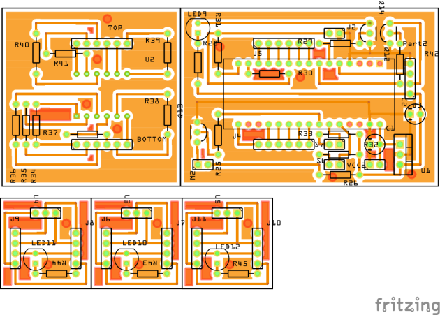 Electronic Schematic RevA_pcb